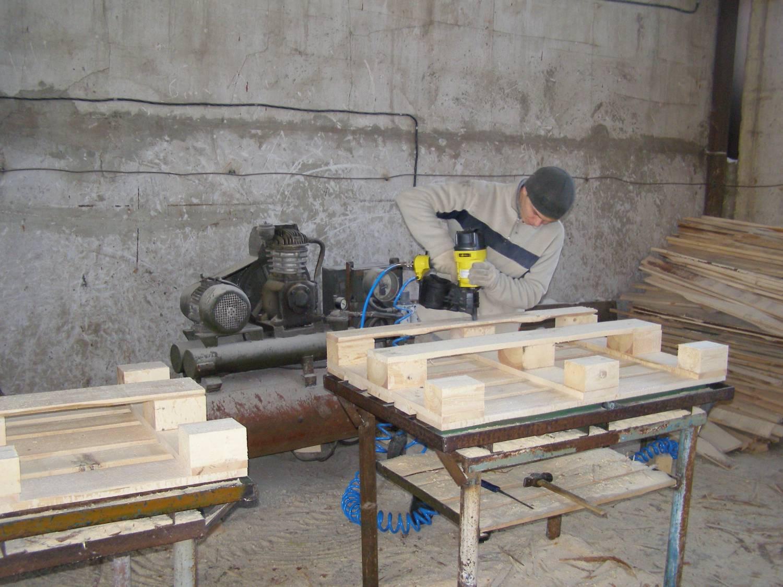 Производство поддонов: оборудование и бизнес план 24